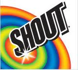 Shout Logo printable coupon 2013